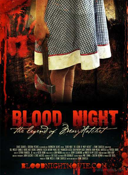 �������� ����: ������� � ���� ����� / Blood Night: The Legend of Mary Hatchet (2009) HDRip