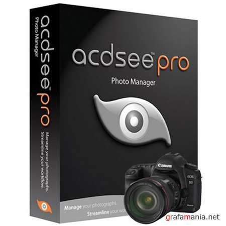ACDSee Pro 4.0.93 Beta RePack by GoldProgs (ENG/2010)