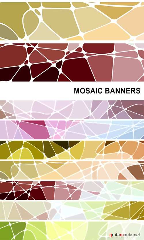 MOSAIC BANNERS