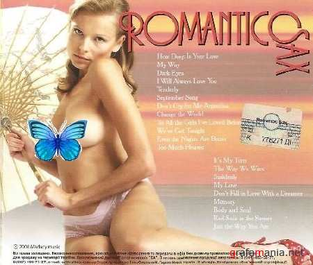 Romantic Sax 2CD (2008)