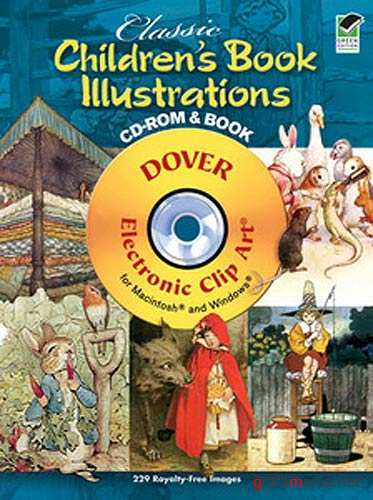 Dover Publications - Classic Children's Book Illustrations