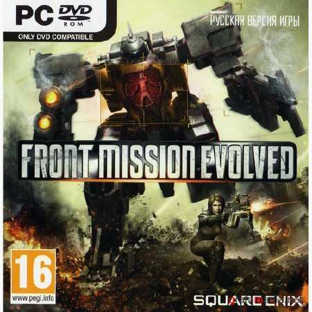 Front Mission Evolved (2010/RUS/ENG/ND)