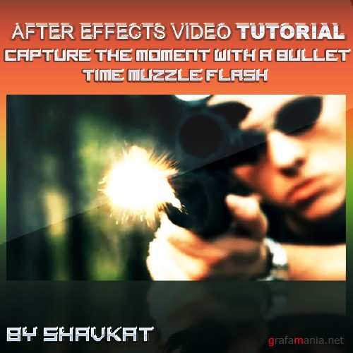 Capture The Moment With A Bullet Time Muzzle Flash