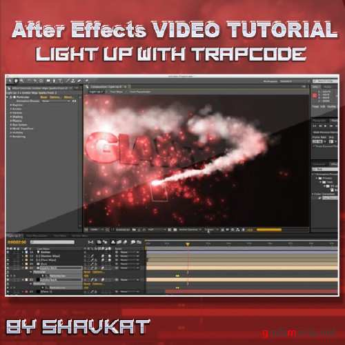 After Effects Tutorial - Light Up