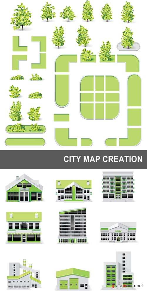 City map creation