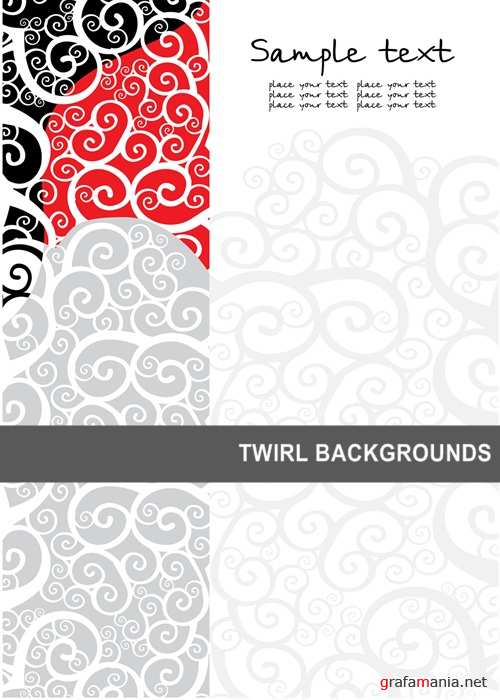 Twirl Backgrounds