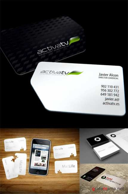 Amazing Business Cards of the World
