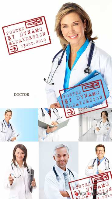Stock Photo - Doctors