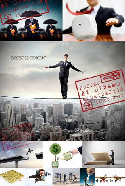 Stock Photo - Business Concept