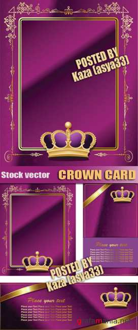 Crown cards