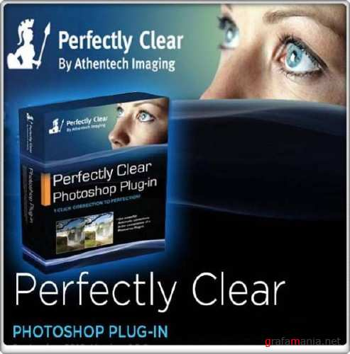 Athentech Imaging Perfectly Clear Photoshop Plug-In 1.5
