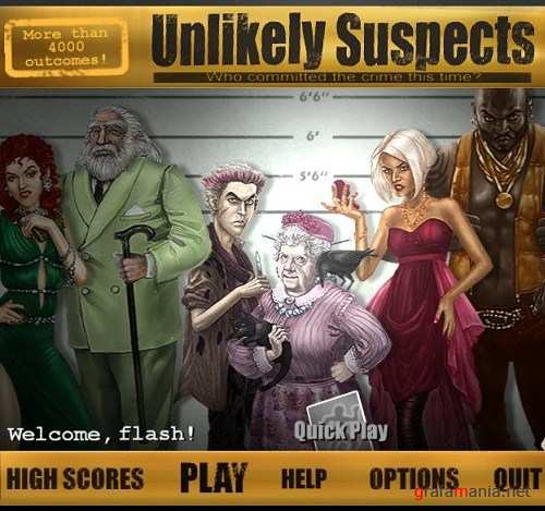 Unlikely Suspects (2010/Eng)