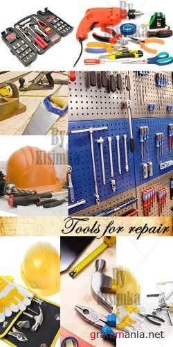 Stock Photo: Tools for repair