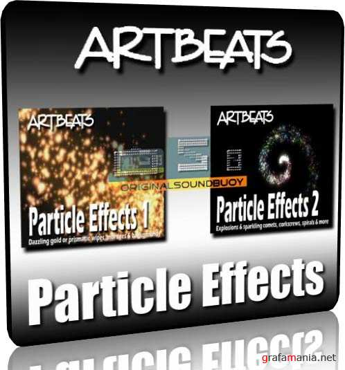 ������ Artbeats - Effects : Particle Effects