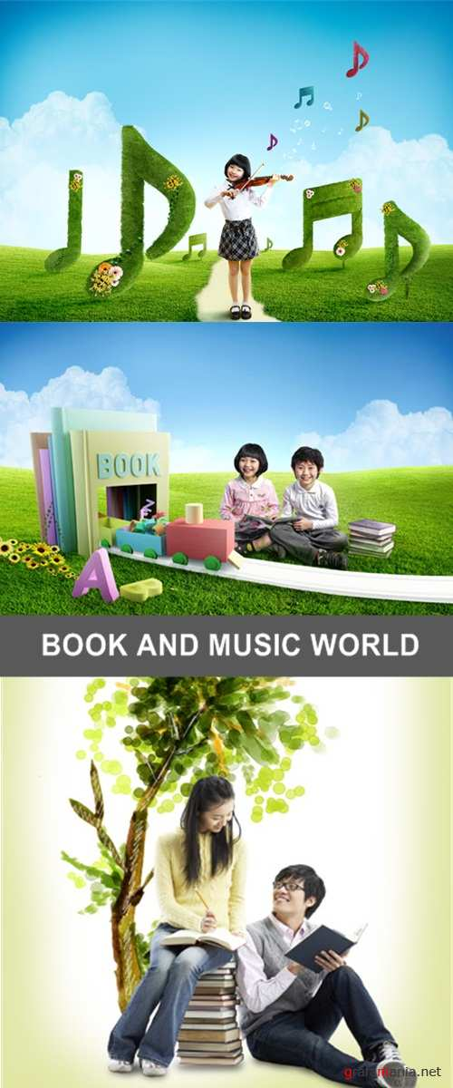 BOOK AND MUSIC WORLD