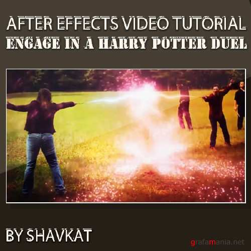 "Engage In A Harry Potter ""Priori Incantatem"" Duel in After Effects"