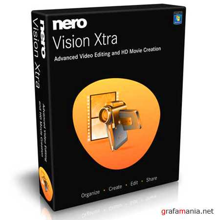 Nero Vision Xtra 7.2.14700.9.100 (2010/RUS) Silent install