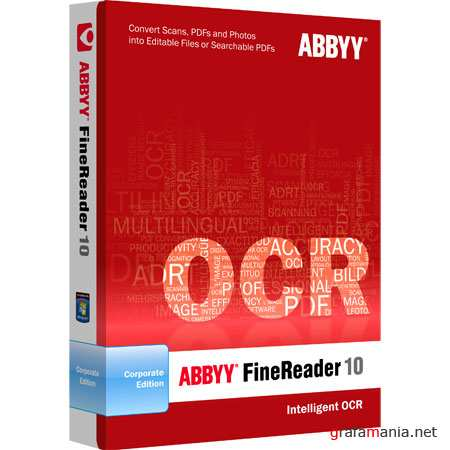 ABBYY FineReader 10.0.102.130 CE UnaTTended + Portable RePack by Boomer (2010/RUS)