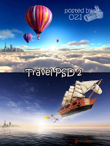 Travel PSD 2