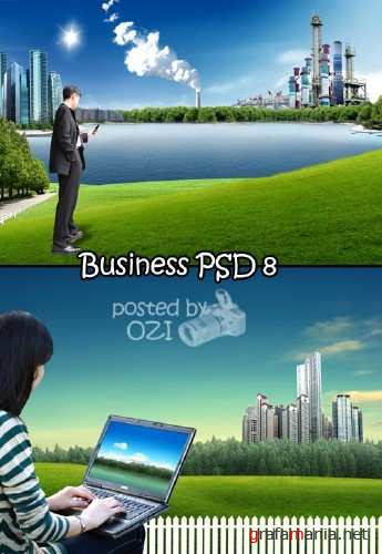 Business PSD 8