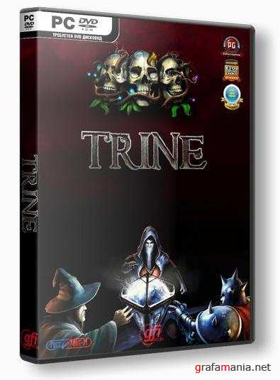 Trine (2009/RUS/Repack by R.G. ReCoding)