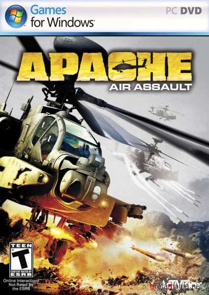 Apache: Air Assault (2010/RUS/Repack �� Fenixx / R.G. Catalyst)