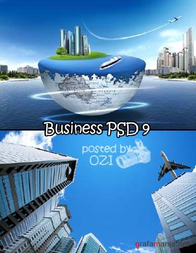 Business PSD 9