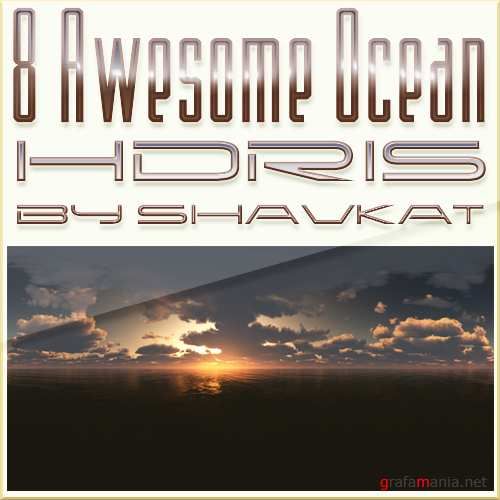 8 Awesome Ocean HDRIs