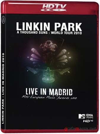 Linkin Park - Live in Madrid (MTV EMAs 2010) (2010) HDTVRip