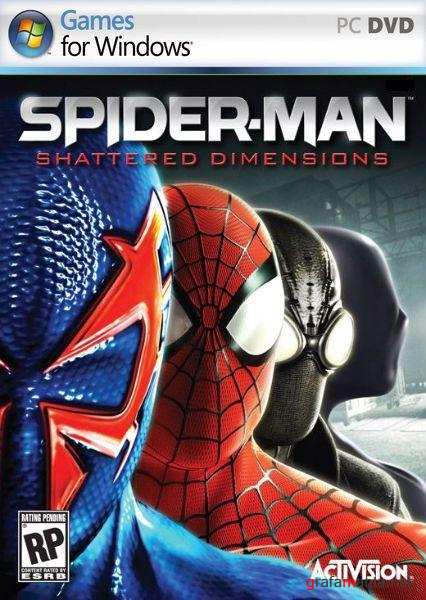 Spider-Man: Shattered Dimensions (2010/ENG/MULTI5/Lossless RePackby R.G. Cracker's)
