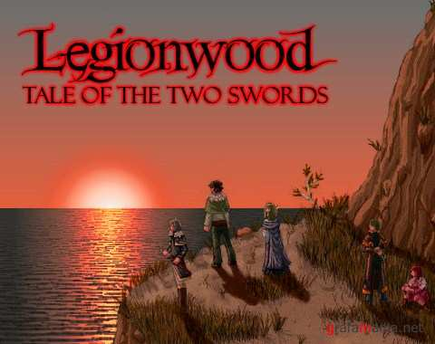 Legionwood: Tale of the Two Swords (2008/Eng)