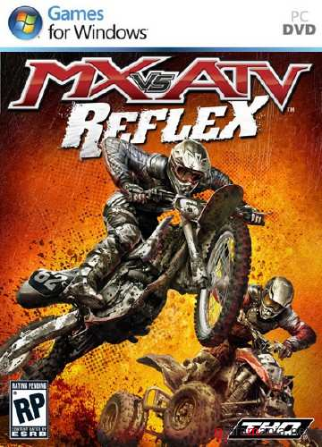 MX vs. ATV: Reflex (2010/ENG/Full/Repack)