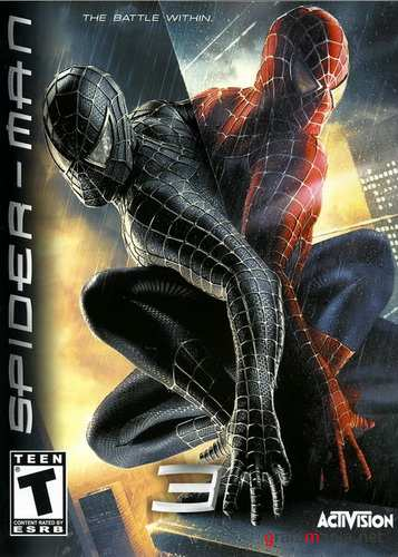 Spider-Man 3: The Game (2007/RUS/RePack by REXE)