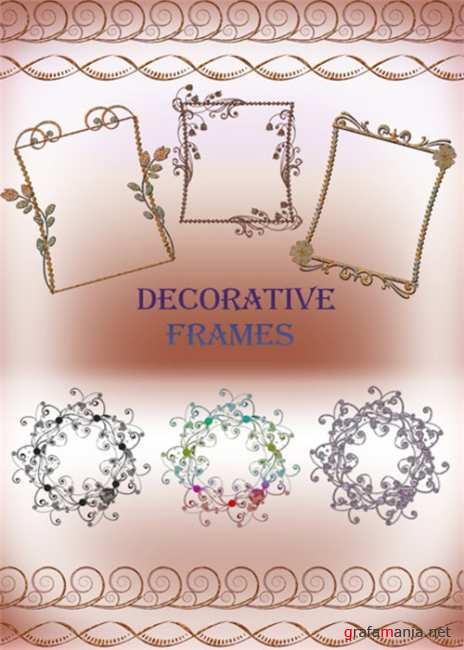 Decorative Frames and Elements