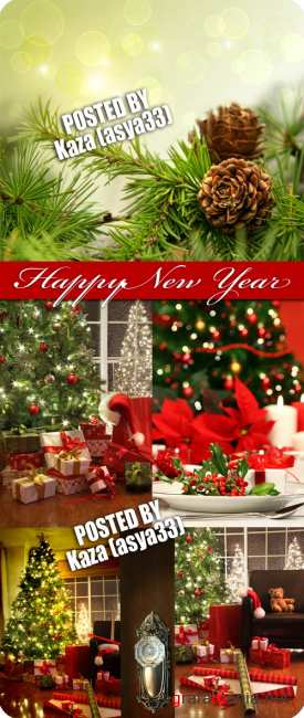 New Year & Christmas 1