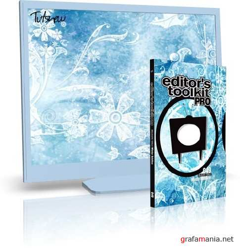 Digital Juice Editor's Toolkit Pro Single - 049 : Winter Solstice