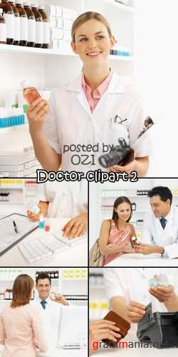 Doctor clipart 2