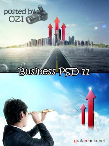 Business PSD 11