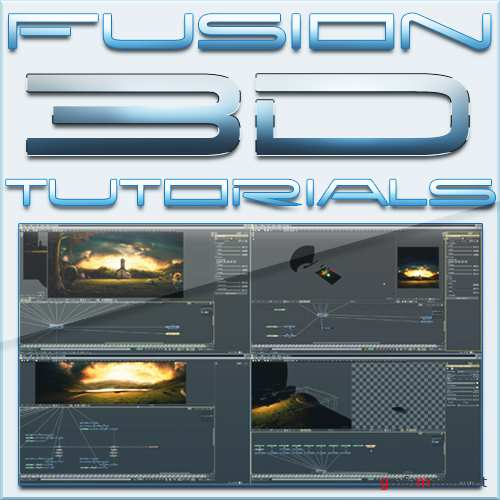 Fusion 3D Matte Painting Extractions (полный DVD + файлы проекта)