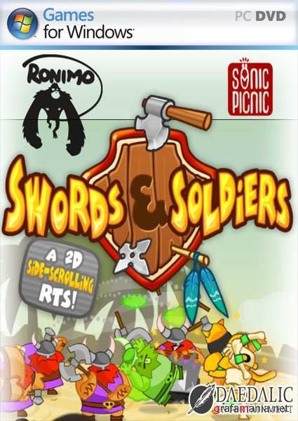 Swords & Soldiers HD (2010/ENG)