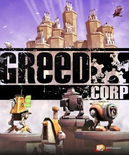 Greed Corp (2010/ENG/Full/Repack)