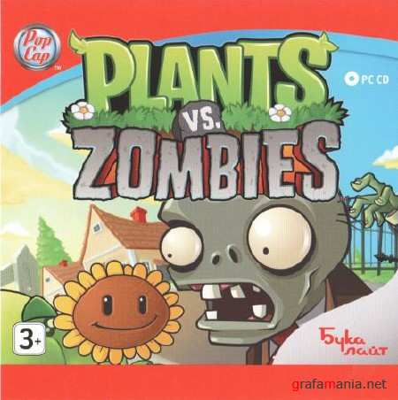 Plants vs. Zombies (2010/RUS/Buka/Full/Repack)