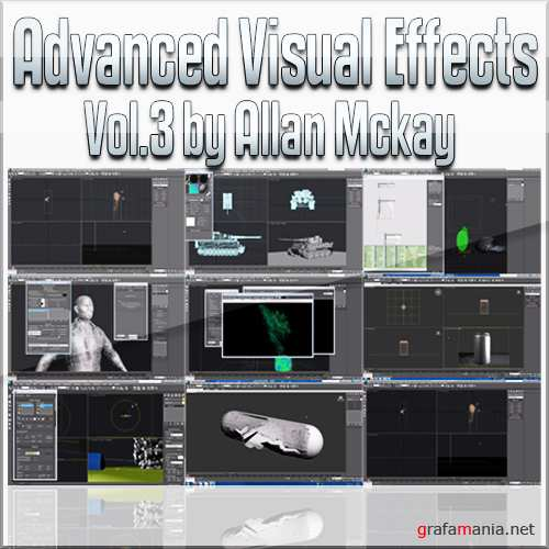 Advanced Visual Effects Vol.3 by Allan Mckay (2010/ENG)