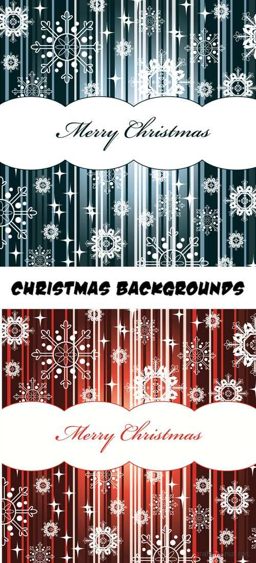 CHRISTMAS BACKGROUNDS 9