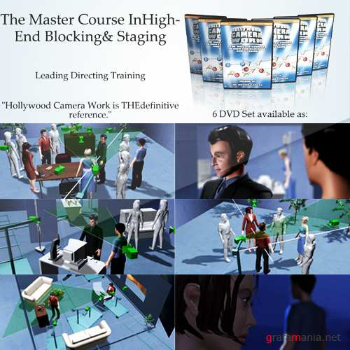 Hollywood Camera Work The Master Course All CD 1-6 Full