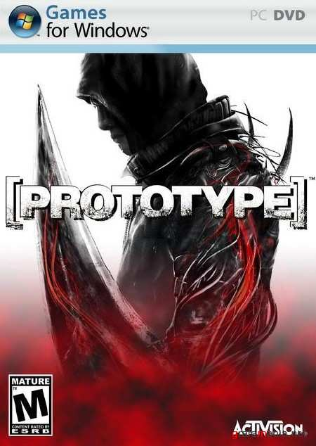 Prototype (2009/RUS/ENG/RePack by Mechanika)
