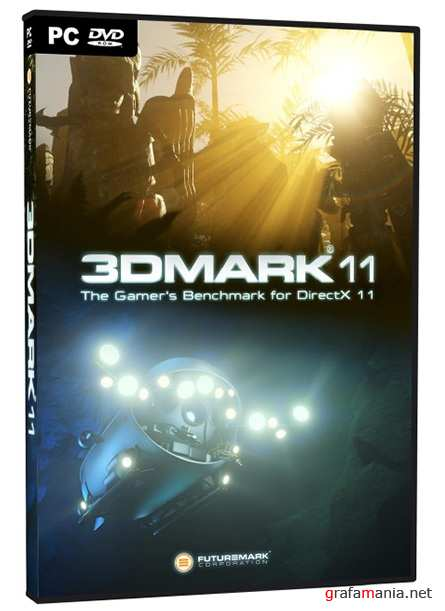 Futuremark 3DMark 11 Basic Edition 1.0.0