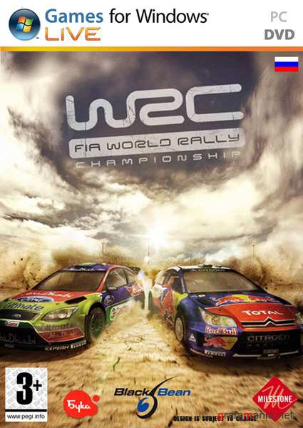 WRC: FIA World Rally Championship (2010/RUS/Buka)