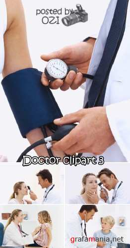 Doctor clipart 3