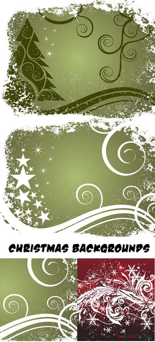 Christmas backgrounds 11